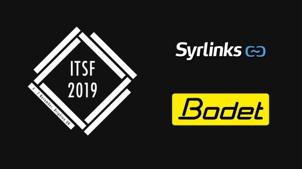 ITSF2019-syrlinks-bodet_ITSF2019_METS2019-syrlinks